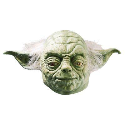 Masque Intégral Yoda Luxe Adulte