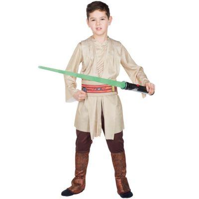 Déguisement Star Wars Jedi de Luxe Enfant - Taille au Choix