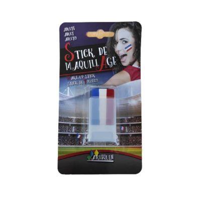 Stick de Maquillage - Bleu Blanc Rouge   jourdefete.com