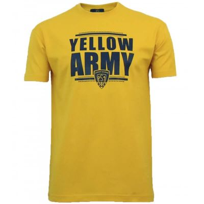 t-shirt-supporter-rubgy-ams-yellow-army | jourdefete.com