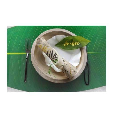 ronds de serviettes en bambou | jourdefete.com
