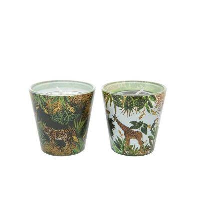 bougies-jungle-girafe-tigre | jourdefete.com