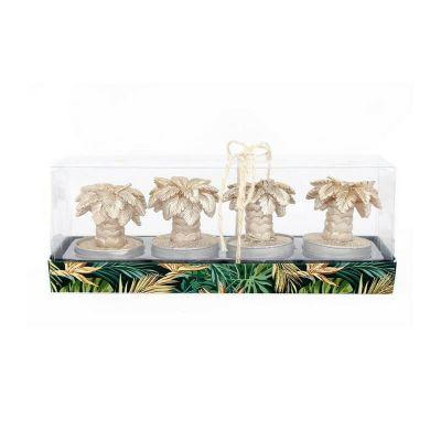 bougies-palmiers-or-tropiques | jourdefete.com