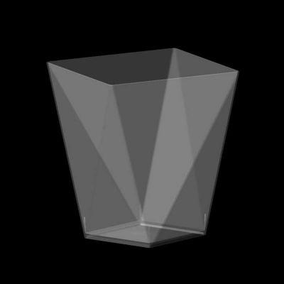 Set de 12 Coupelles Verrine - Transparent | jourdefete.com