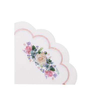 serviettes-wedding-fleurs-mariage | jourdefete.com