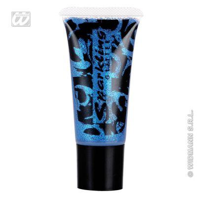 Fond de Teint Scintillant - bleu