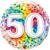 Ballon hélium 50 ans