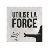 """Préservatif Humoristique """"Utilise La Force"""""""