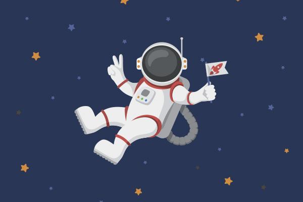Astronautes & Espace