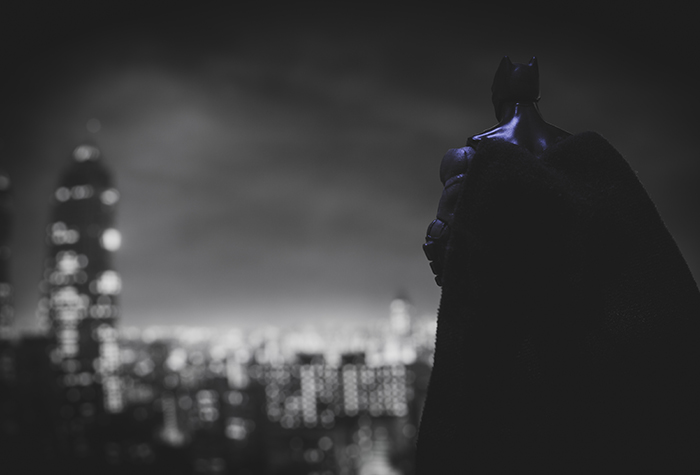 Déguisement adulte licence Batman