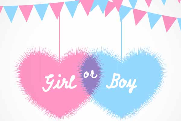 Gender Reveal - Fille ou garçon ?