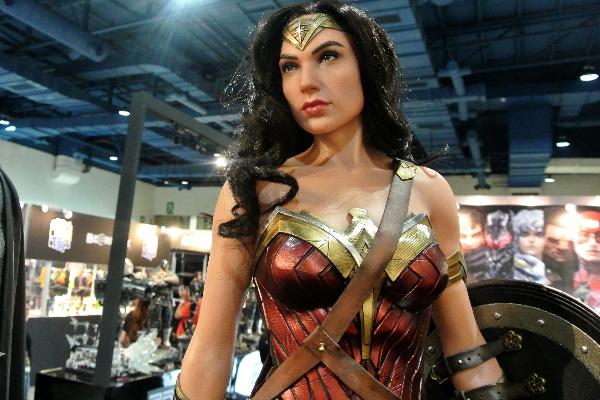 Déguisement adulte licence Wonder Woman