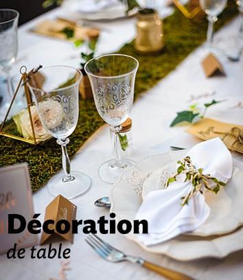 Décoration De Mariage Décoration De Table De Mariage Boutique De