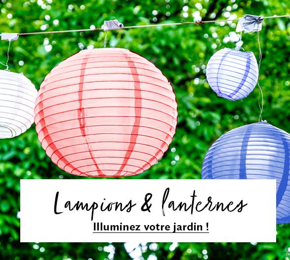 Lampions & lanternes