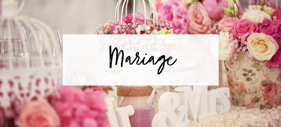 Décoration de Mariage, Décoration de Table de Mariage
